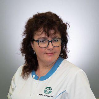 lekarz stomatolog dr Elżbieta Borowicz-Andrzejewska